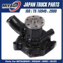 Ex200-2 / 3 6bd1, 1-13610190-0 Isuzu Wasserpumpe Autoteile
