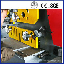 Herramienta de corte de chapa de sección para trabajador de hierro hidráulico (serie Q35Y)