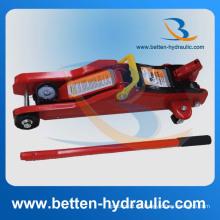 Equipo hidráulico de elevación Coche hidráulico Floor Jack