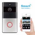 Haussicherheit wifi Video Türklingel per Telefon oder Android Türklingel versteckte Kamera Wasser Long Range drahtlose Türklingel