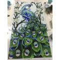 Картина Мозаика Плитка Мозаика для украшения стены (HMP875)