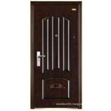 Steel Residential Door KKD-575 For Security Main Door Design From China Factory