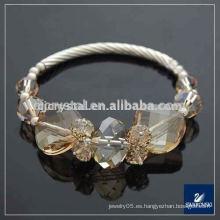 Pulsera de cristal de shambala