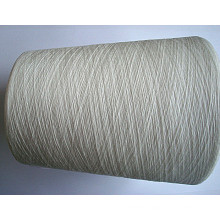 100% Corn Fiber PLA Yarn-Raw White Ne 30s/1