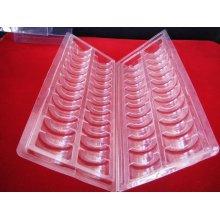 Alimentation Transparent plateau d'emballage