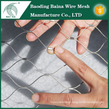 wire fence stainless steel screen wire mesh cage