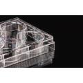 Plaques de culture cellulaire à 6 puits traitées TC