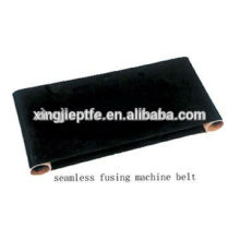 PTFE black anti-static fusing belt with Kevlar guide