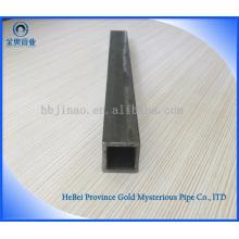 Бесшовная стальная квадратная труба и строительная стальная труба