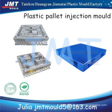 customized high precision well designed plastic pallet injection mold maker