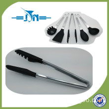 Good for you Daily Life Stainless Steel Tweezer Bread Tongs