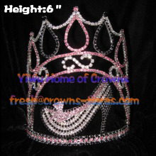 6inch High Heel Shoe Pageant Crowns