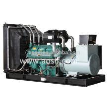 ISO 9001 !! China Wuxi 180KW Diesel Generator Set mit Wudong Motor zum Verkauf