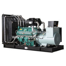 ISO 9001 !!China Wuxi 180KW Diesel Generator Set With Wudong Engine for sale
