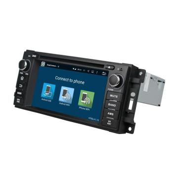 6.2 size Journey 2010 car DVD player