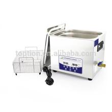 Limpiador ultrasónico de cabezal de impresión de control digital con doble frecuencia y tecla táctil