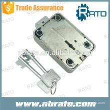 RCL-111 lever key safety deposit box lock