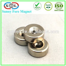 hot sale n52 large powerful ring magnets