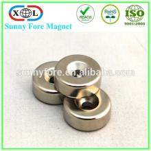 Горячие Продажа n52 большое кольцо мощные магниты