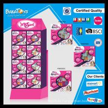 2015 Mode Mädchen Spielzeug mit PDQ Box Perle gesetzt