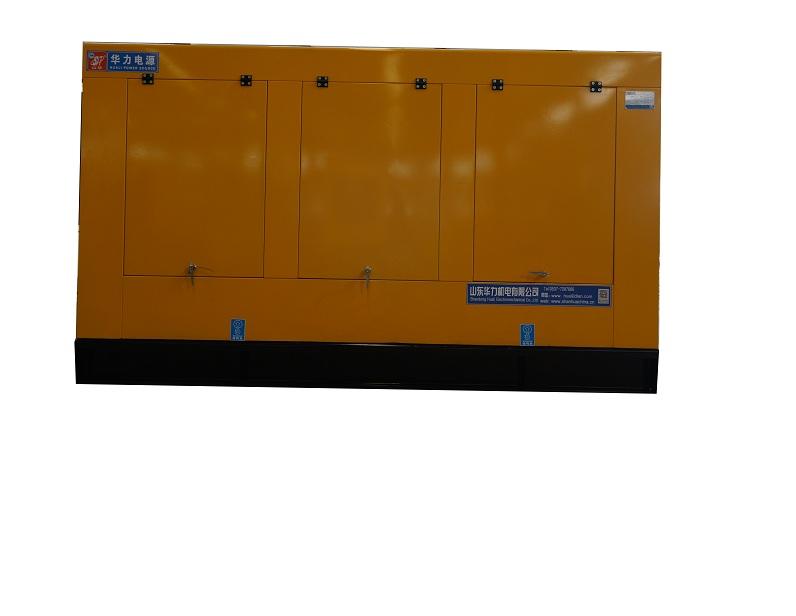 300KW CUMMINS mute generator set