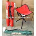 Silla plegable de la pesca de la alta calidad 3 silla de las piernas