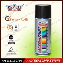 Auto Heat Resistant Acryl Spray Paint