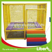 Kinder quadratisch Outdoor & Indoor Gymnastik Mini Trampoline zum Verkauf LE.BC.013