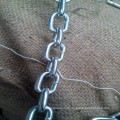 Galivanized Iron Short Link Chain for Lifting