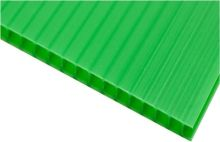 2mm - 10mm Thick Cartonplast Sheet / Corrugated Plastic Sheets Waterproof