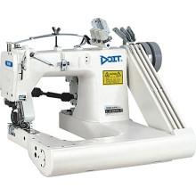 DT 928-PS Três agulha bom preço alta qualidade de alimentação da máquina de costura braço