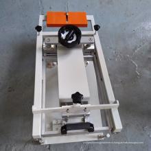 Машины трафаретной печати ручная ручка для лейбла