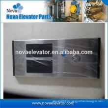 Elevador LOP para dois elevadores de partilha