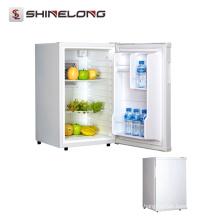Hot R338 65L Smart Hotel Resort Mini Bar Refrigerador Refrigerador / Congelador Mostrador