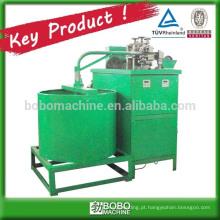 Máquina de condutas de aço flexível em metal