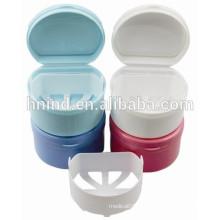 Boîte dentaire, consommables dentaires en plastique