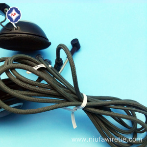 PP Single Wire Tin Tie for Cable line