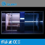 China Mainland High Tech 3 In 1 Infrared Sauna Shower Combination