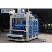 QFT10-15 Máquina de tijolos para pavimentação da China