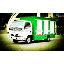 4X2 unidad de camiones de purificación de aguas residuales Dongfeng / vehículo de purificación de aguas residuales / camión de tratamiento de aguas residuales / camión de tratamiento de lodos