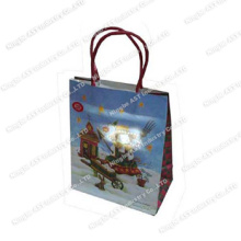 LED Light Bag, papieren zak, Recordable Zak van de Gift