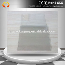 Film de polyester de 100 microns