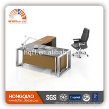 DT-11 modernes neues Design Büro Schreibtisch Rahmen Bürotisch Chef Schreibtisch Edelstahl Rahmen Executive Schreibtisch