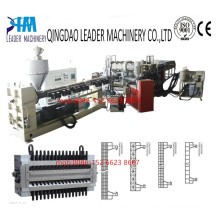 PC Hollow Structure Board/Corrugated Board Extrusion Line