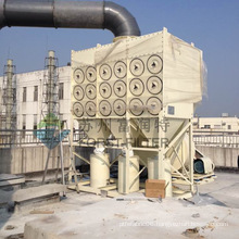 FORST Stone Dust Collector Machine For Granite