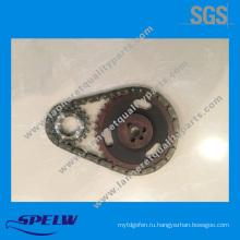 Наборы цепей газораспределения для Chevrolet 4.3 (73112/73125)