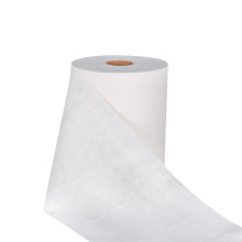 White pattern unscented 4 ply toilet paper