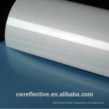white hi vis heat press reflective vinyl sheet