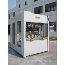 Máquina de solda de chapa quente para tanque de óleo e água