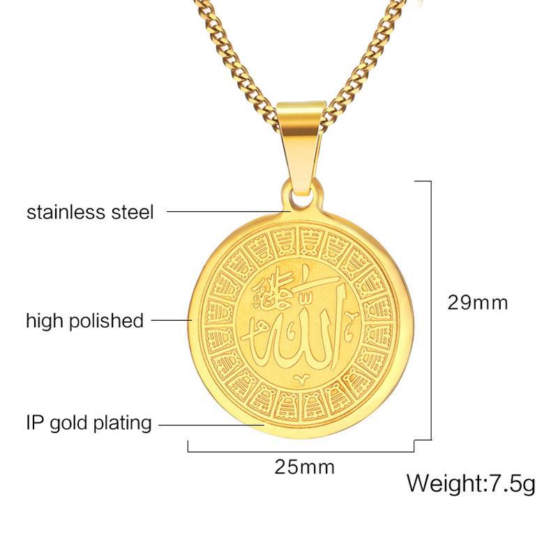 Muslim Pendant Jewelry